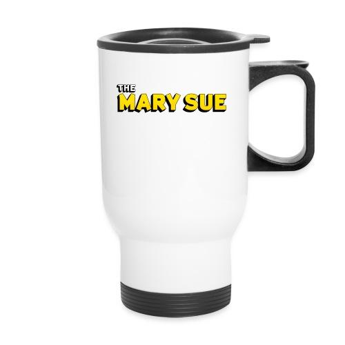 The Mary Sue Drinkware - Travel Mug with Handle