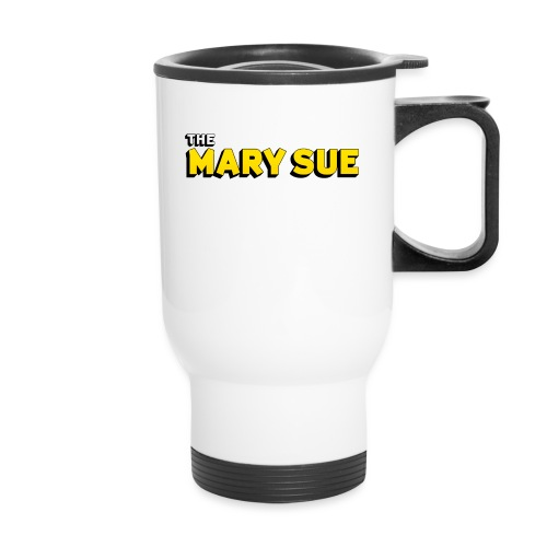 The Mary Sue Drinkware - Travel Mug