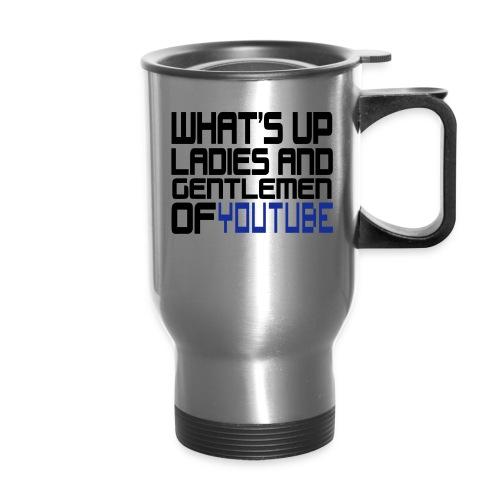 yputube - Travel Mug