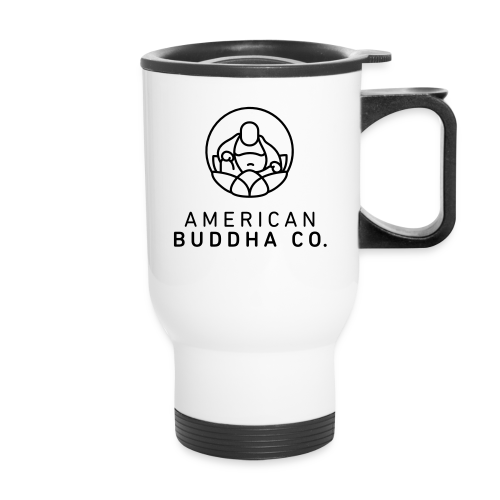 AMERICAN BUDDHA CO. ORIGINAL - Travel Mug
