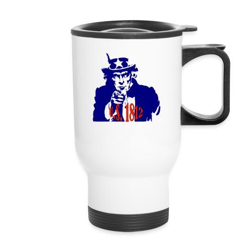 uncle-sam-1812 - Travel Mug