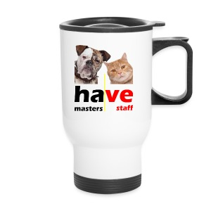 Dog & Cat - Travel Mug