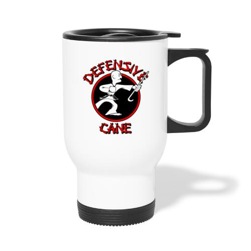 Defensive Cane - Travel Mug