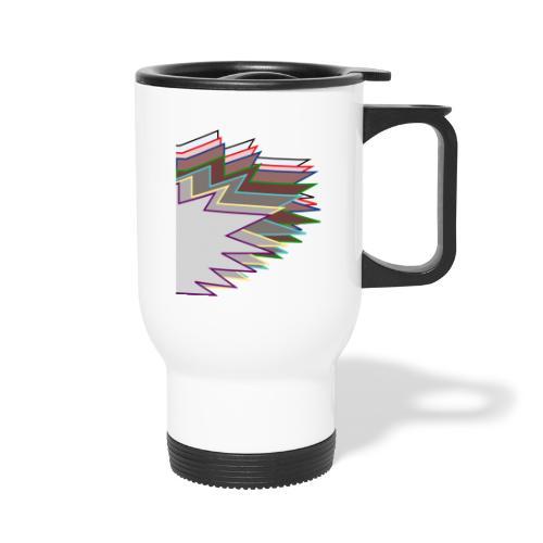 The Choleric - Travel Mug