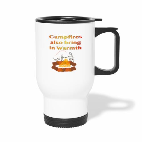 Around the Campfire - Travel Mug