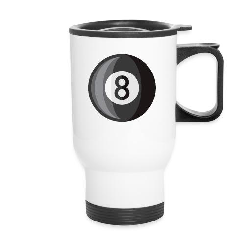 8 Ball - Travel Mug