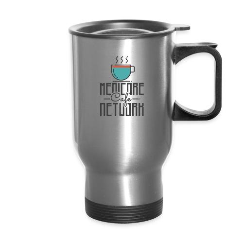 Medicare Cafe Network - Travel Mug