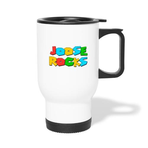 Super Joose Rocks - Travel Mug with Handle