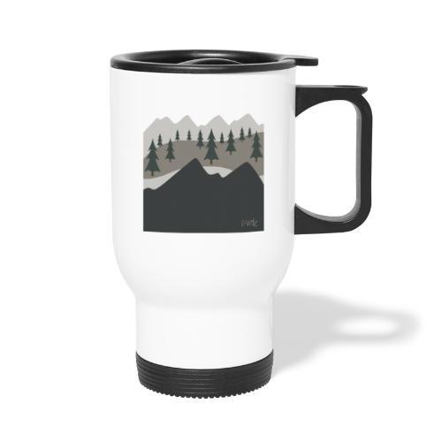 Views - Travel Mug with Handle
