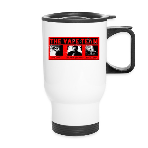 The Team shirt.png - Travel Mug