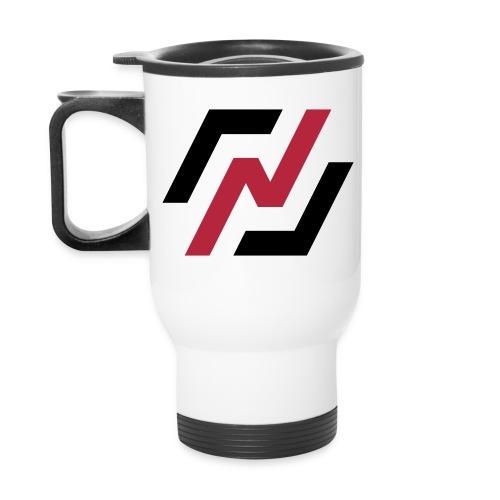 logo n ai - Travel Mug