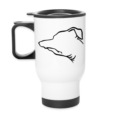Profile Outline - Travel Mug