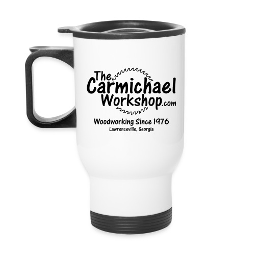 The Carmichael Workshop - Travel Mug