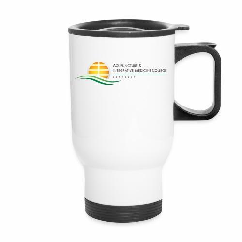 I heart acupuncture - Travel Mug