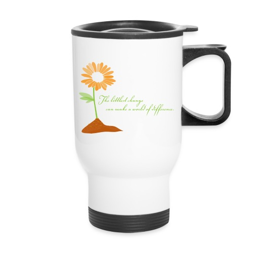 World of Difference - Travel Mug with Handle