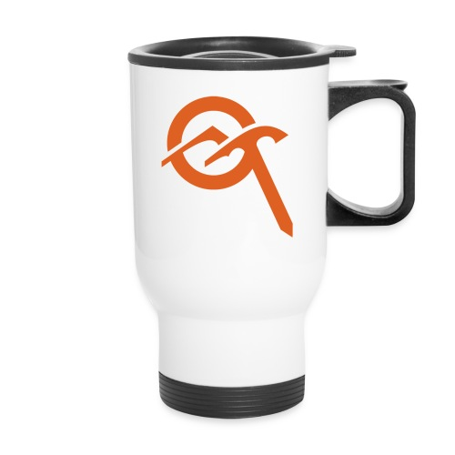cmglogographic - Travel Mug