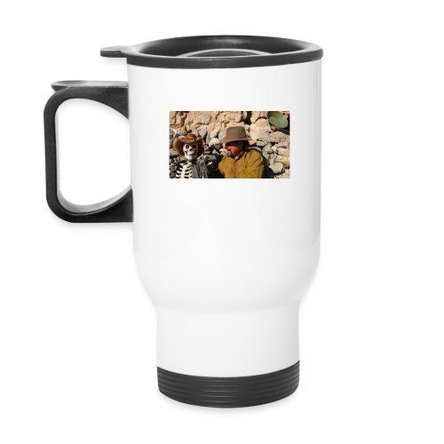 Me and Slim 2 png - Travel Mug