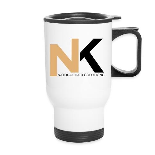 Nubian Knots - Travel Mug