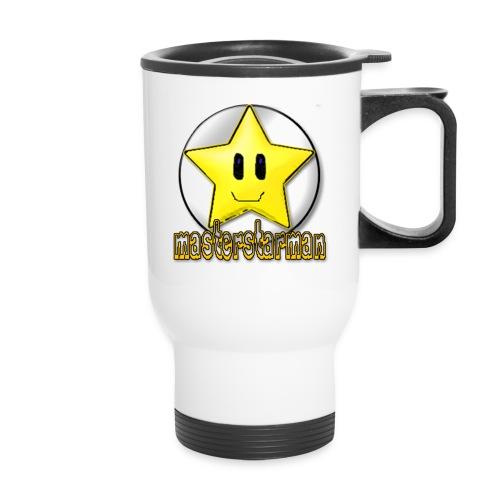 New logo 2011 larger png - Travel Mug