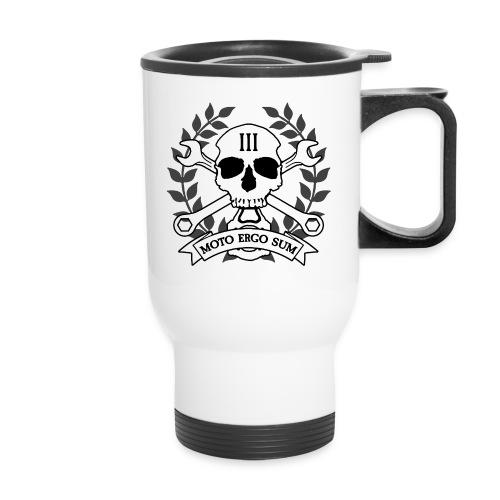 Moto Ergo Sum - Travel Mug