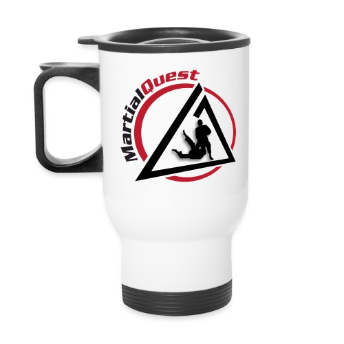 MQ Logo Front - Travel Mug