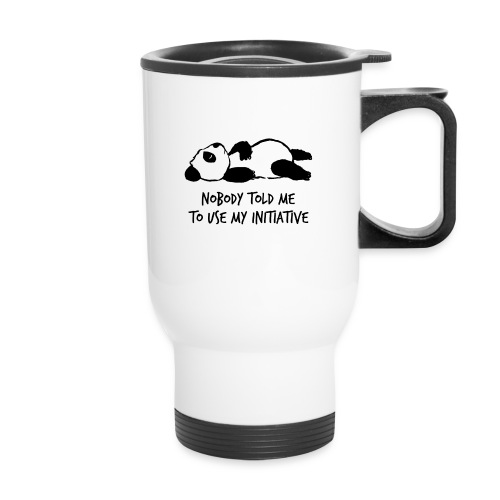 Initiative - Travel Mug