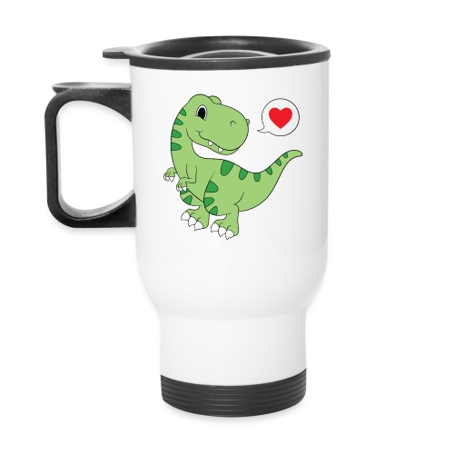 Dinosaur Love - Travel Mug