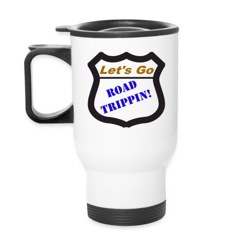 LGRT Logo - Travel Mug