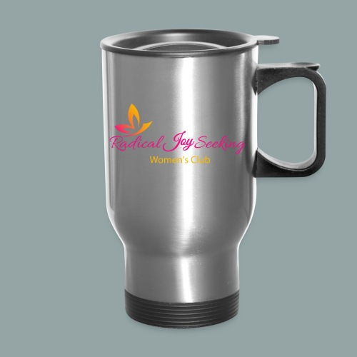colortransp - Travel Mug with Handle