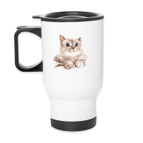 nalacat4 - Travel Mug