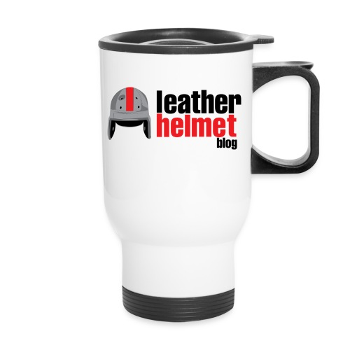 lhb logo print - Travel Mug