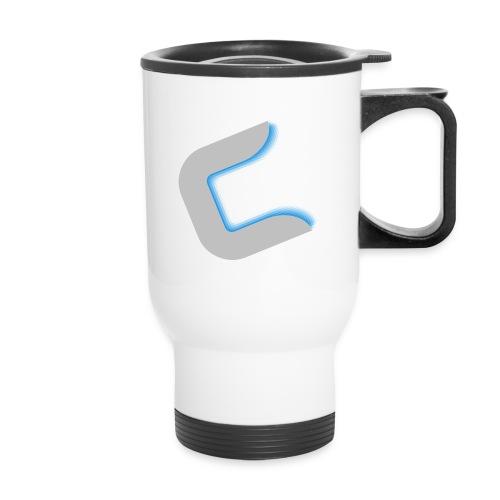 CrUsith LOGO - Travel Mug