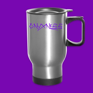 OnyxNess (Purple) - Travel Mug