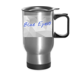 Blue Eye10 - Travel Mug