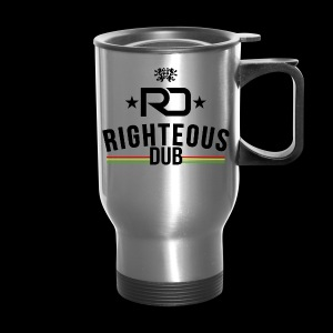 Righteous Dub Logo - Travel Mug