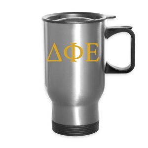 Good Ol Letters - Travel Mug