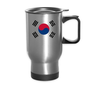 Flag of South Korea - Travel Mug