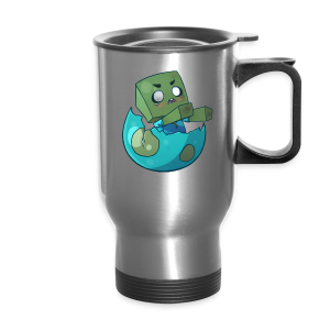 Cartoon Zombie - Travel Mug