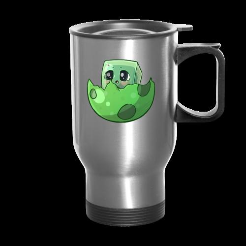 Cartoon Slime - Travel Mug