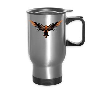 BrawNz Falcon Logo - Travel Mug
