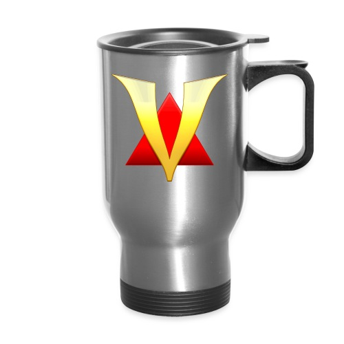 VenturianTale Logo - Travel Mug