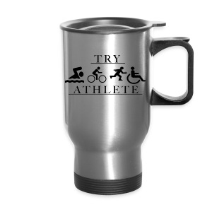 TRY ATHLETE - Travel Mug