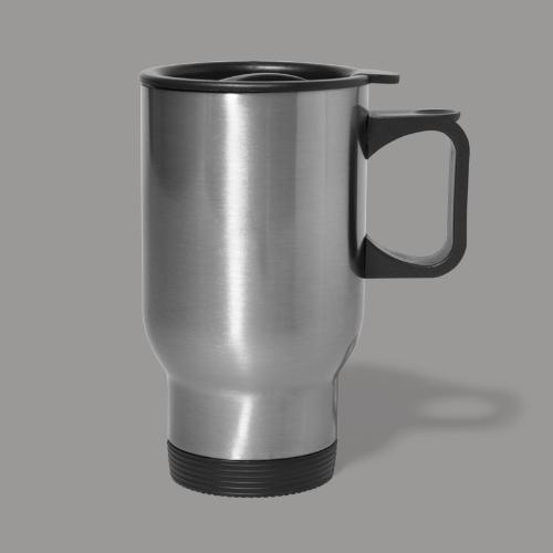 BandHoppers Logo #1 - Travel Mug