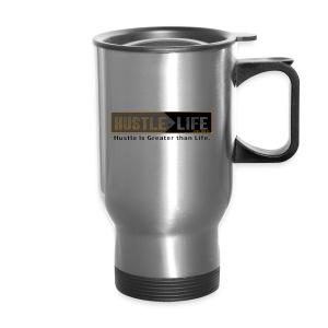 Hustle_Life - Travel Mug