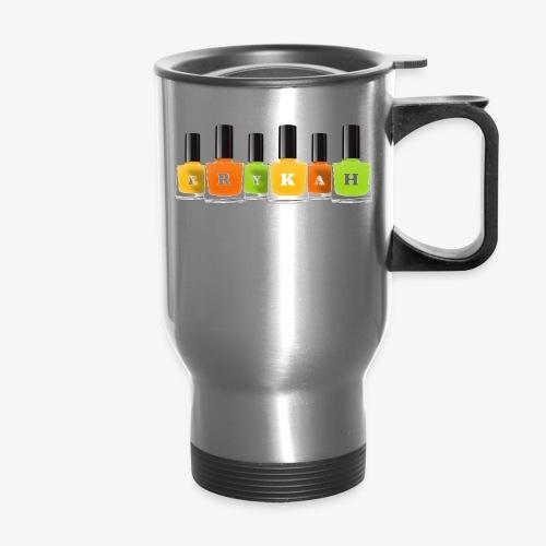 Erykah - Travel Mug