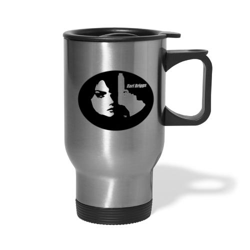 Official Kori Briggs Merchandise - Travel Mug with Handle