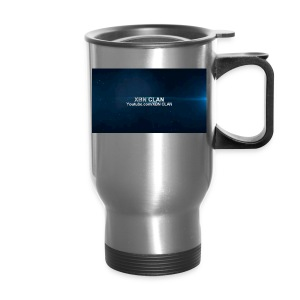 XBN CLAN - Travel Mug