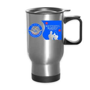 Official Successful Barber - Travel Mug