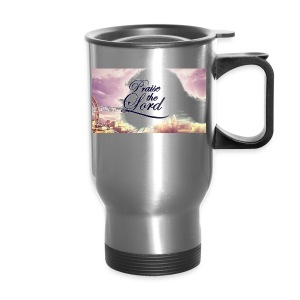 Praise The Lord T-Shirt - Travel Mug