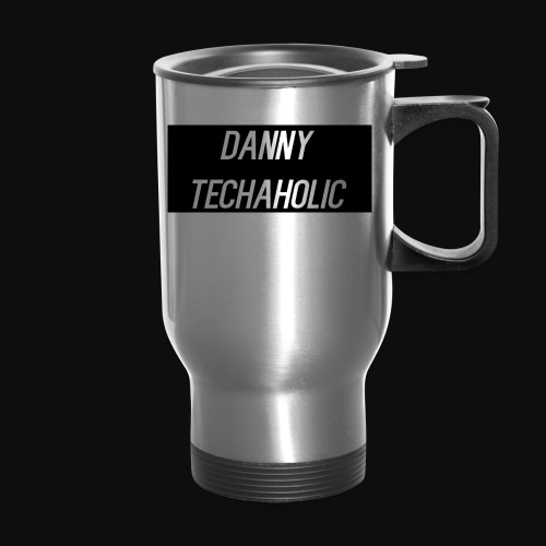 Danny Techaholic - Travel Mug